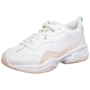 Cilia Lux Sneaker Damen, weiß / altrosa, zoom bei OUTFITTER Online
