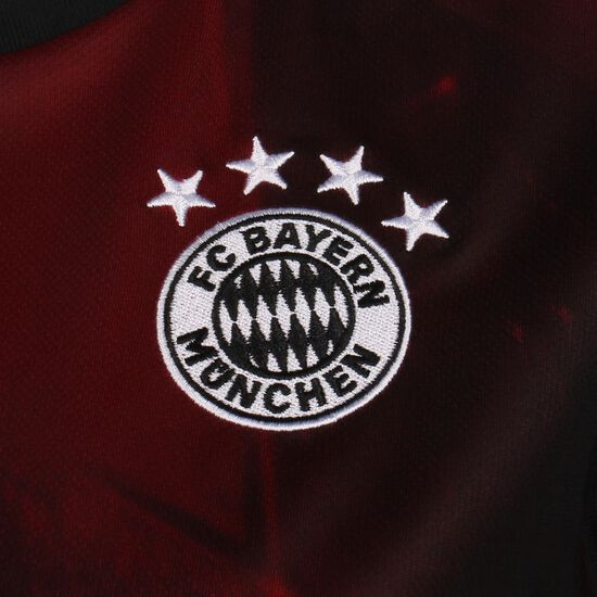 FC Bayern München Trikot 3rd 2020/2021 Damen, schwarz / rot, zoom bei OUTFITTER Online
