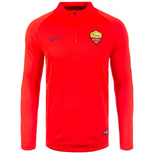 AS Rom Dry Squad Longsleeve Herren, rot / blau, zoom bei OUTFITTER Online