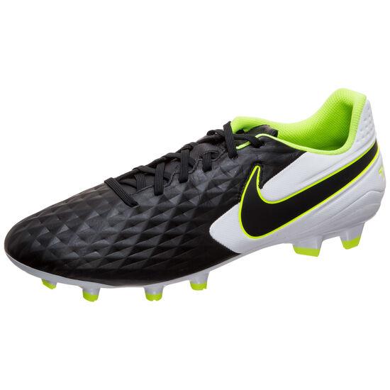 Tiempo Legend 8 Academy MG Fußballschuh Herren, schwarz / weiß, zoom bei OUTFITTER Online