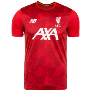 FC Liverpool Off Pitch Trainingsshirt Herren, rot / weiß, zoom bei OUTFITTER Online