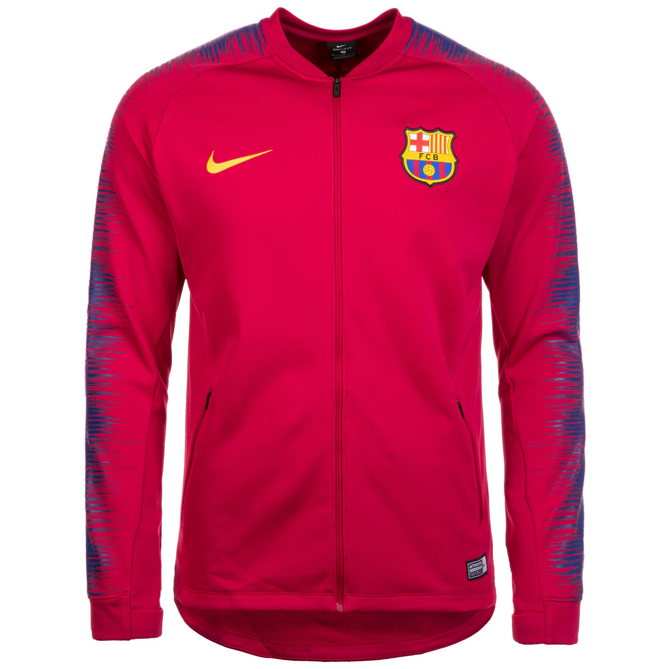 05a2a7604 Barcelona Bei Performance Outfitter Fc Nike Anthem Jacke Herren 4Yxxwfq