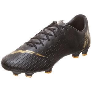 Mercurial Vapor XII Pro FG Fußballschuh Herren, schwarz / gold, zoom bei OUTFITTER Online