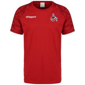 1. FC Köln Goal 24 T-Shirt Herren, rot, zoom bei OUTFITTER Online