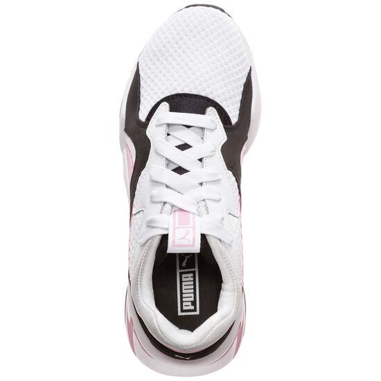 new style f6814 57fbd Nova 90s Bloc Sneaker Damen, weiß  rosa, zoom bei OUTFITTER Online ...