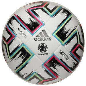 Uniforia League Box Trainingsball EM 2020, weiß / bunt, zoom bei OUTFITTER Online