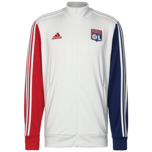 Olympique Lyon 3-Streifen Trainingsjacke Herren, , zoom bei OUTFITTER Online