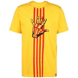 FC Barcelona El Classico T-Shirt Herren, gelb / rot, zoom bei OUTFITTER Online