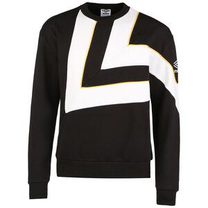 Diamond Cut Sweatshirt Herren, schwarz / weiß, zoom bei OUTFITTER Online