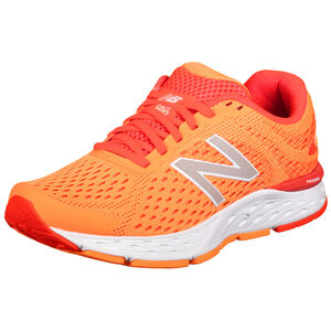 680 Laufschuh Damen, orange / silber, zoom bei OUTFITTER Online