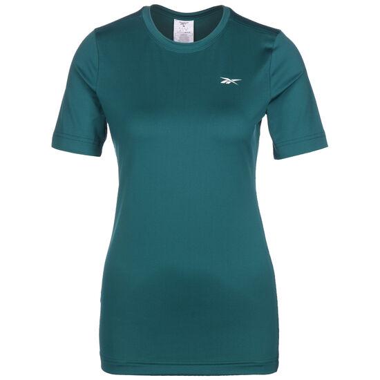 Workout Ready Supremium Trainingsshirt Damen, petrol, zoom bei OUTFITTER Online
