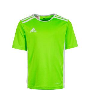 Entrada 18 Fußballtrikot Kinder, hellgrün / weiß, zoom bei OUTFITTER Online