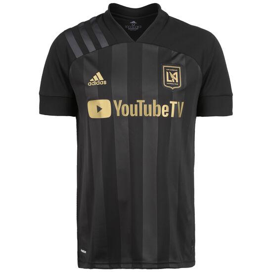 Los Angeles FC Trikot Home 2020 Herren, schwarz / gold, zoom bei OUTFITTER Online