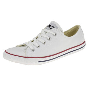 online store 96810 a04bc Chuck Taylor All Star Dainty OX Sneaker Damen, Weiß, zoom bei OUTFITTER  Online