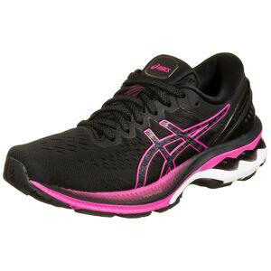 Gel-Kayano 27 Laufschuh Damen, schwarz / pink, zoom bei OUTFITTER Online