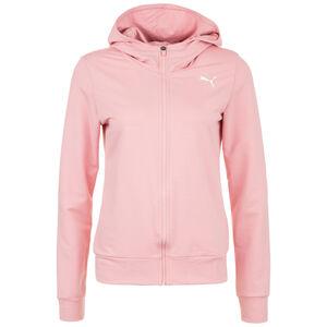 Modern Sport Logo Kapuzenjacke Damen, rosa, zoom bei OUTFITTER Online