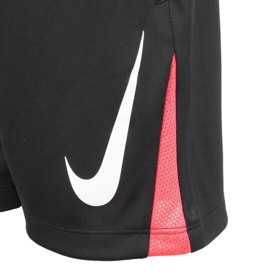 Neymar Jr. Racing Style Trainingsshort Kinder, schwarz / rot, zoom bei OUTFITTER Online