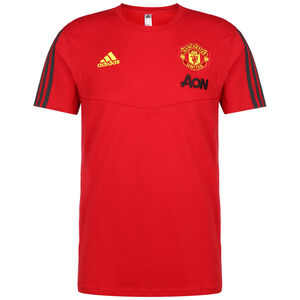 Manchester United T-Shirt Herren, rot / dunkelgrau, zoom bei OUTFITTER Online