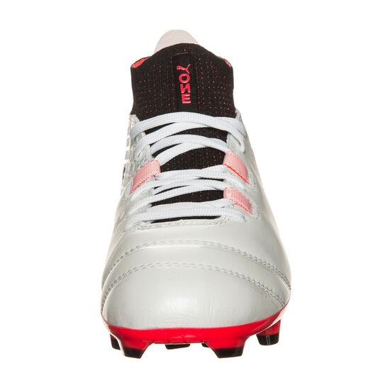 Puma ONE 17.1 FG Fußballschuh Kinder, Weiß, zoom bei OUTFITTER Online