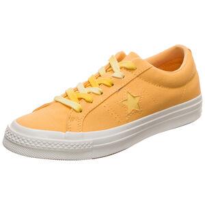 One Star OX Sneaker Damen, gelb / weiß, zoom bei OUTFITTER Online