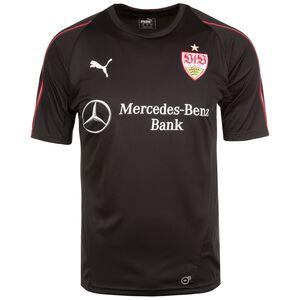VfB Stuttgart Trainingsshirt Herren, Schwarz, zoom bei OUTFITTER Online