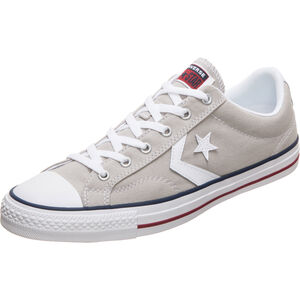 Star Player OX Sneaker, grau / weiß, zoom bei OUTFITTER Online