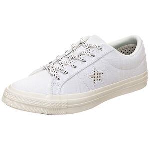 Cons One Star OX Sneaker Damen, Weiß, zoom bei OUTFITTER Online