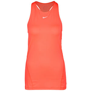 Pro All Over Mesh Trainingstank Damen, apricot / weiß, zoom bei OUTFITTER Online