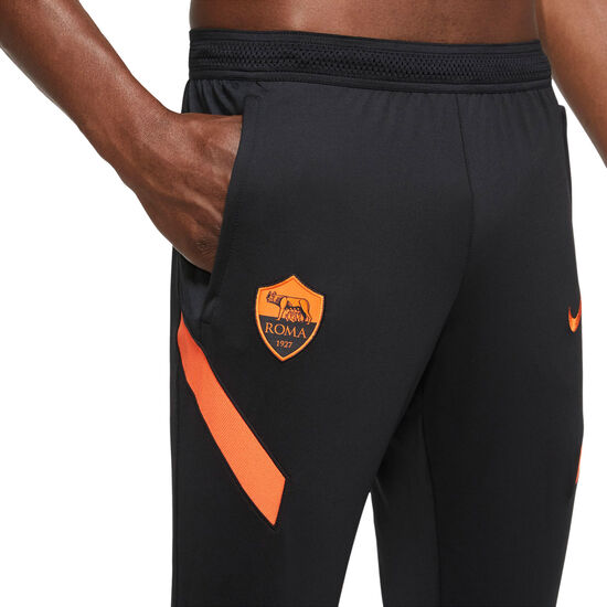 AS Rom Dry Strike CL Trainingshose Herren, schwarz / orange, zoom bei OUTFITTER Online
