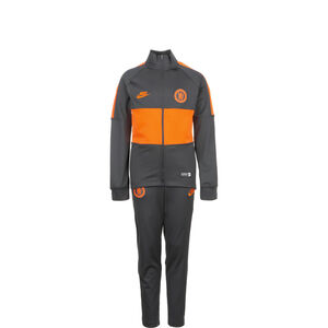 FC Chelsea Dry Strike Trainingsanzug, anthrazit / orange, zoom bei OUTFITTER Online