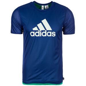 Tango Reversible Trainingsshirt Herren, Blau, zoom bei OUTFITTER Online