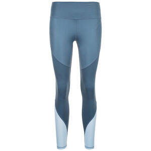 Believe This Shiny 7/8 Trainingstight Damen, blau / hellblau, zoom bei OUTFITTER Online