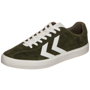 Diamant Suede Sneaker, Grün, zoom bei OUTFITTER Online