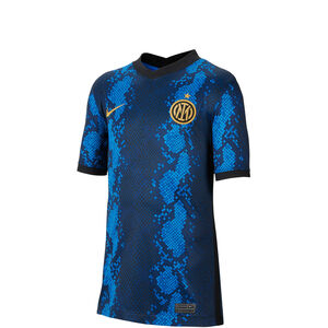 Inter Mailand Trikot Home Stadium 2021/2022 Kinder, blau / gold, zoom bei OUTFITTER Online