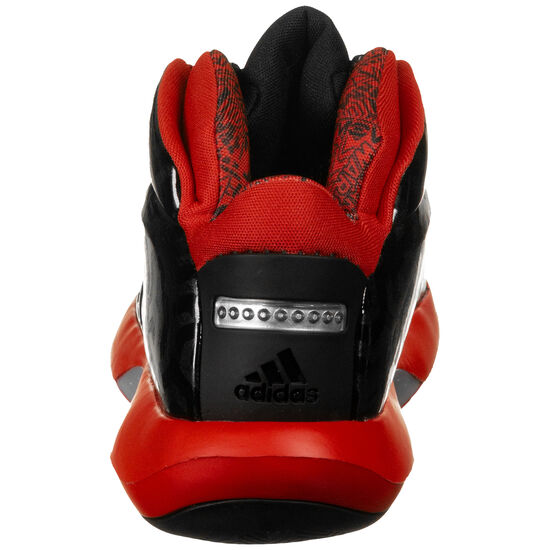 Crazy 1 Star Wars Darth Vader Basketballschuh Herren, schwarz / neonrot, zoom bei OUTFITTER Online