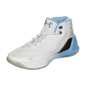 Curry 3 Basketballschuh Kinder, Weiß, zoom bei OUTFITTER Online