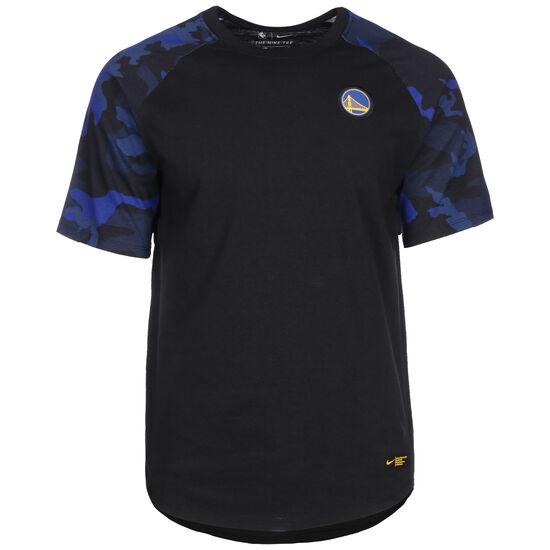 Golden State Warriors T-Shirt Herren, schwarz / dunkelblau, zoom bei OUTFITTER Online