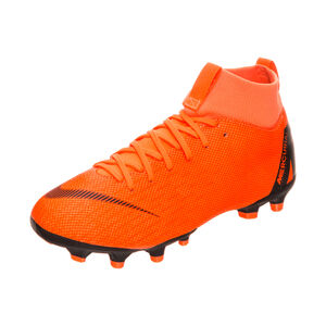 Mercurial Superfly VI Academy MG Fußballschuh Kinder, Orange, zoom bei OUTFITTER Online