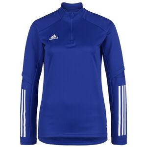 Condivo 20 Trainingsjacke Damen, blau / weiß, zoom bei OUTFITTER Online