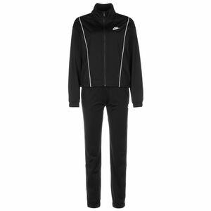 Essential Pique Trainingsanzug Damen, schwarz, zoom bei OUTFITTER Online