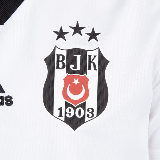 Besiktas Istanbul Trikot Home 2019/2020 Kinder, weiß, zoom bei OUTFITTER Online