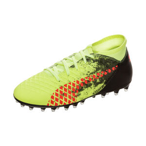 Future 18.4 MG Fußballschuh Kinder, Gelb, zoom bei OUTFITTER Online