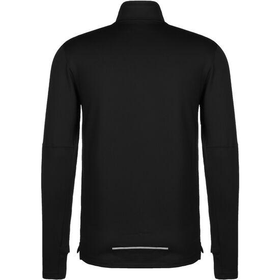 Element Top Half-Zip Laufshirt Herren, schwarz, zoom bei OUTFITTER Online