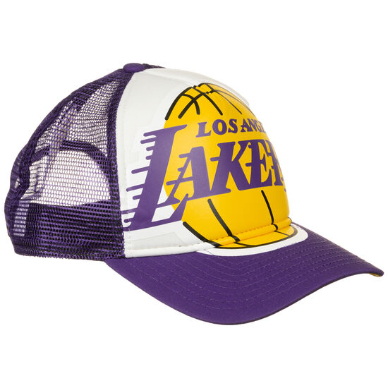 NBA Los Angeles Lakers Retro Pack AF Trucker Cap, , zoom bei OUTFITTER Online