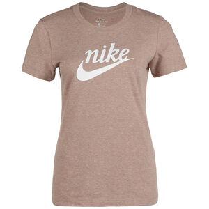 Varsity T-Shirt Damen, beige / weiß, zoom bei OUTFITTER Online