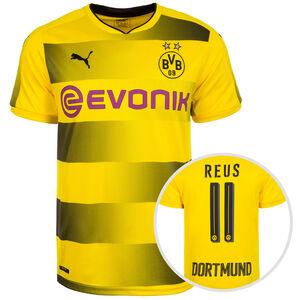 Borussia Dortmund Trikot Home Reus 2017/2018 Herren, Gelb, zoom bei OUTFITTER Online