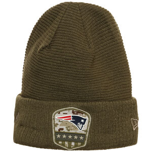 NFL New England Patriots Salute To Service Beanie, , zoom bei OUTFITTER Online