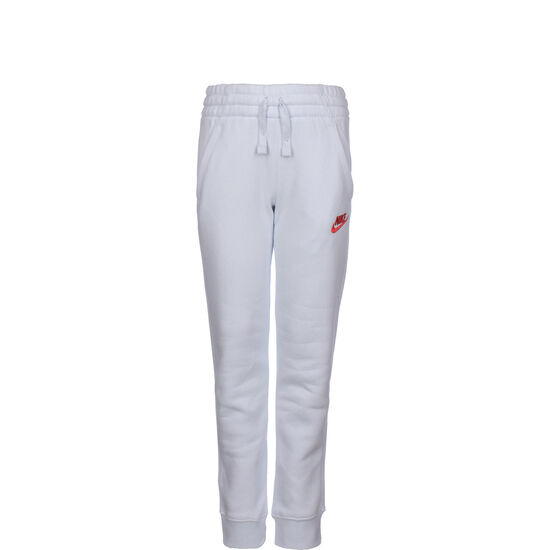 Core BF Jogginganzug Kinder, hellgrau / rot, zoom bei OUTFITTER Online