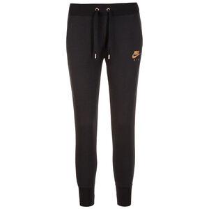 Air Fleece Jogginghose Damen, schwarz, zoom bei OUTFITTER Online