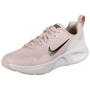 Wearallday Sneaker Damen, rosa / schwarz, zoom bei OUTFITTER Online